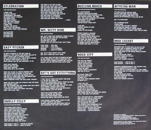 """KROKUS Hardware orig Swiss Pressing 12"""" VINYL LP"""