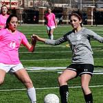 BC v CN Girls Var Soccer @ Soccer For A Cure 2-13-16