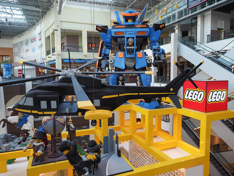 LEGO Store at the Mall of America