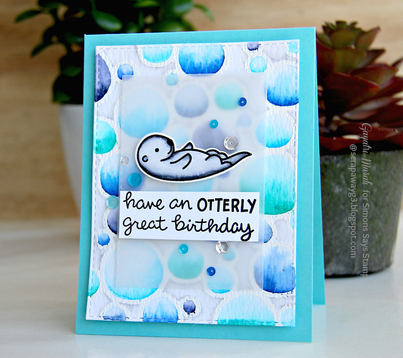 Create with critter card #1