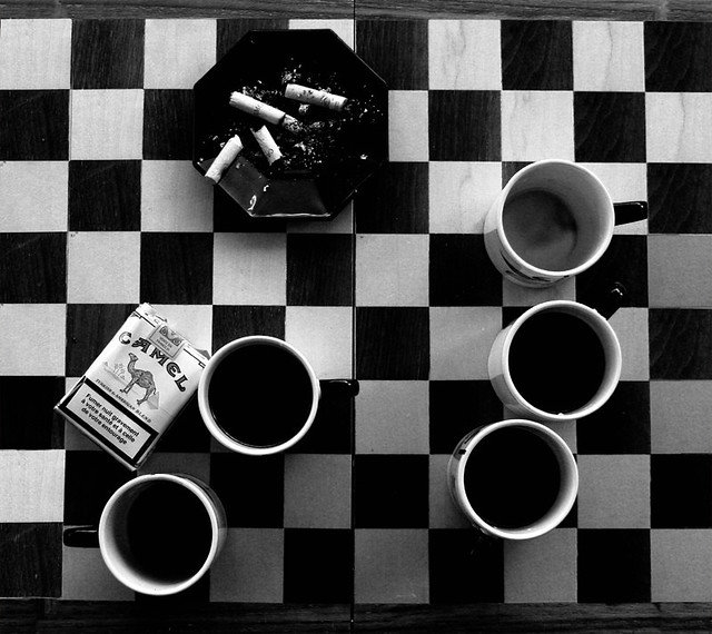 Jim Jarmusch_Coffee and Cigarette