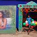 Balloons - Sonepur, India by Maciej Dakowicz
