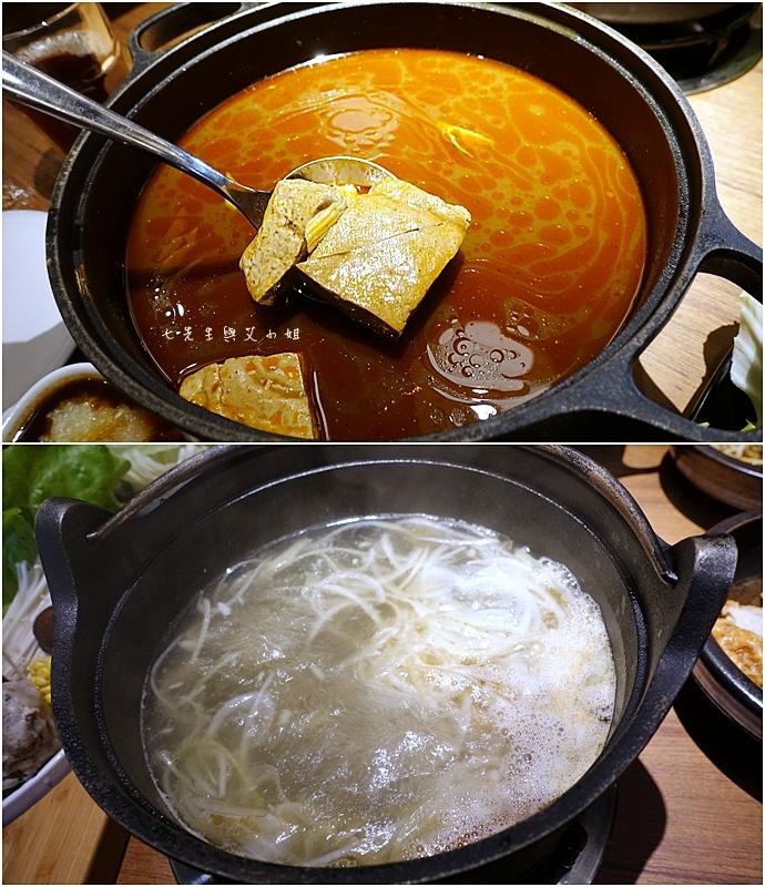17 台中美食拾七火鍋 輕井澤火鍋