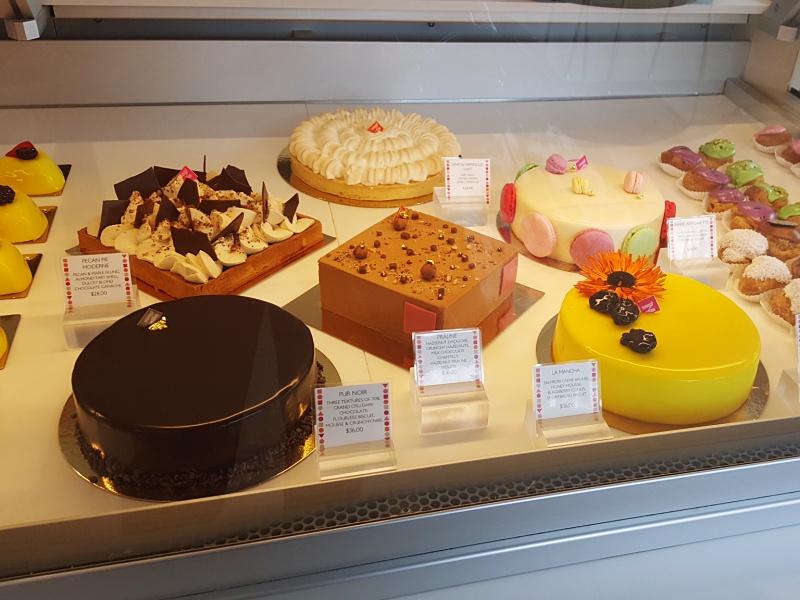 Nadege Toronto cakes
