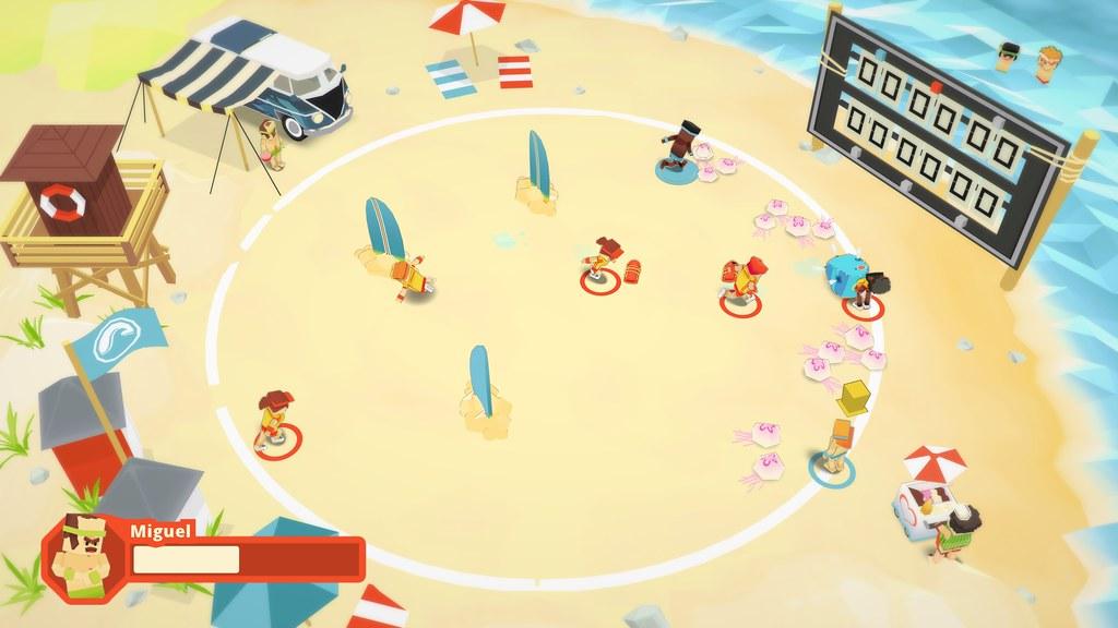 Stickbold para PS4, un juego de deportes