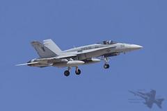 McDonnell Douglas F/A-18A Hornet 163142