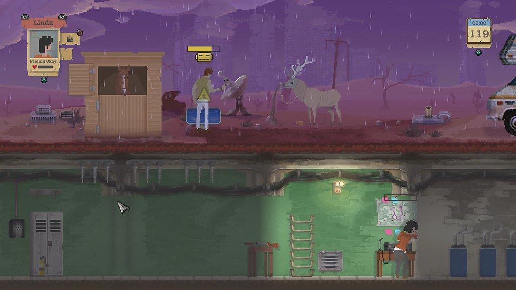 Sheltered on PS4