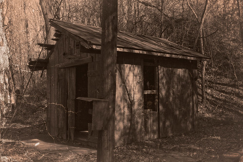 Operators Shack #10 mine