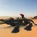 Blacktron Space Crocodile Rover by David_Alexander_Smith