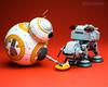 BB-8 : Feeding Time.
