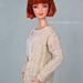 Knitbrary Barbie by Sandraⓒ