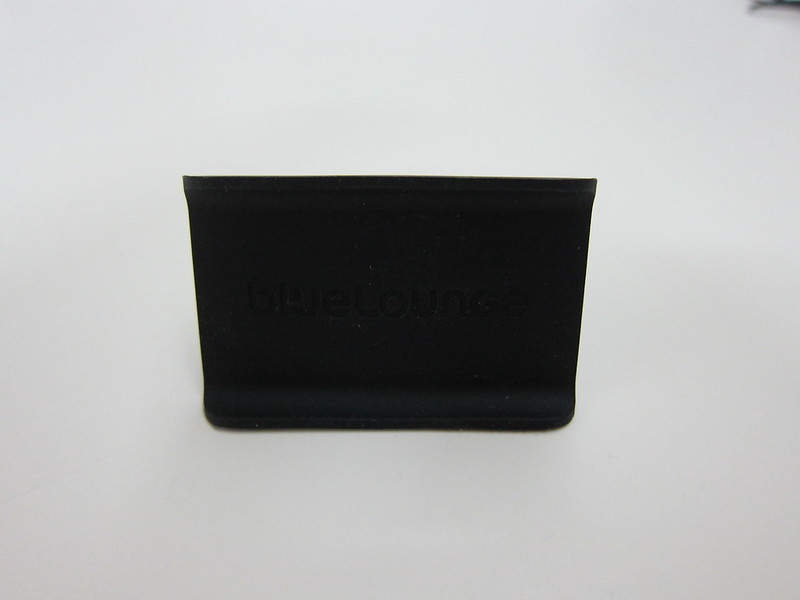 Bluelounge Posto - Black - Headphone Rest