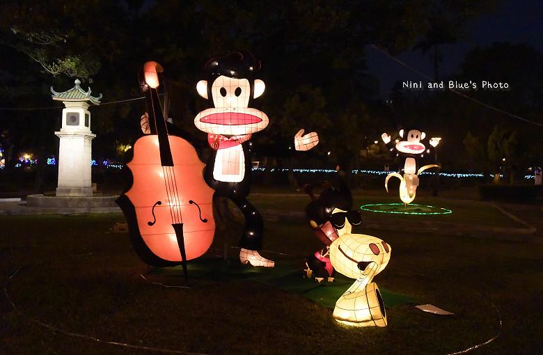 2016台中公園元宵燈會13