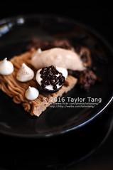 Deconstructed - Mont Blanc Au Caviar
