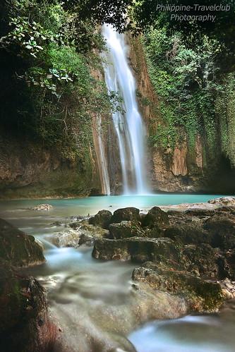 Mantayupan Falls 1, Philippines