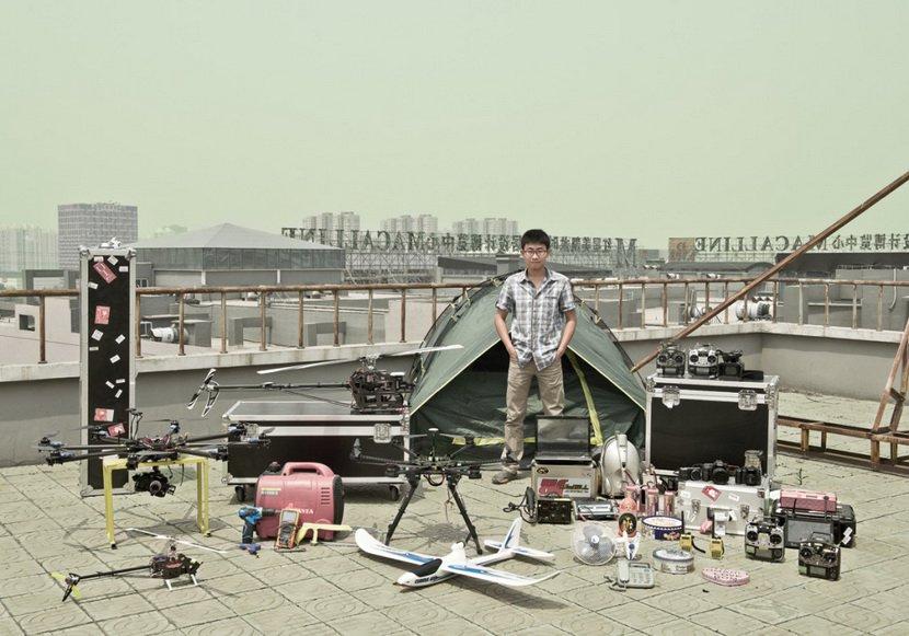 網購家當︰中國偏遠居民在淘寶買的所有物2