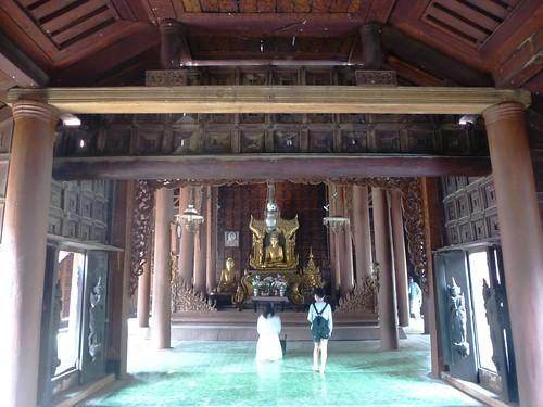 M16-Mandalay-Quartier des moines-Monastere (2)