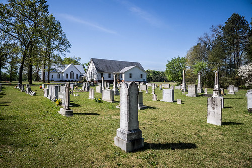 Corinth Lutheran Church and Cemetery-008