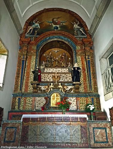 Capela da Nossa Senhora do Desterro ou Capela do Rebelo - Mangualde - Portugal