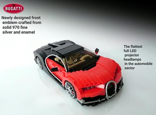 11 Bugatti Chiron