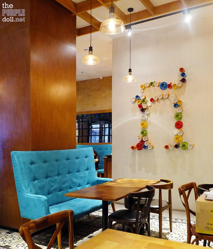 Cafe Enye in Eastwood