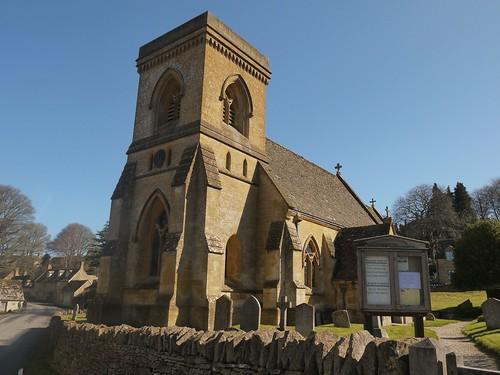 Snowshill Church
