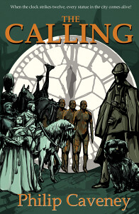 Philip Caveney, The Calling