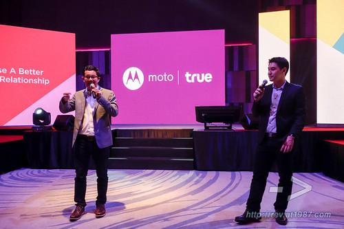 Return of Motorolla in Thailand