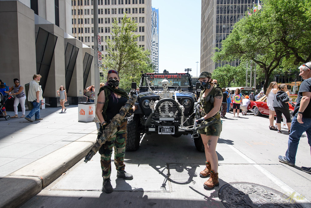 2016 Houston Art Car Parade