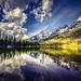 String Lake by crowt59