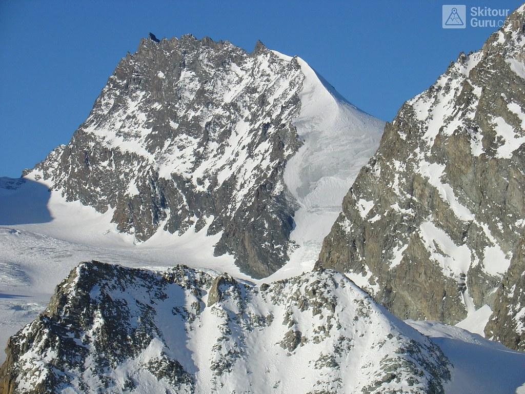 Rimpfischhorn Walliser Alpen / Alpes valaisannes Switzerland photo 10