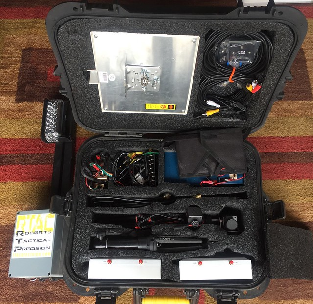Twin Camera ELR setup