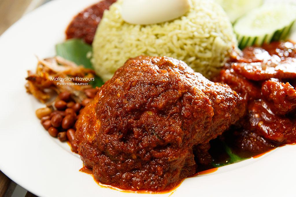 Heartbeans Coffee Cafe Pandan Indah KL curry chicken