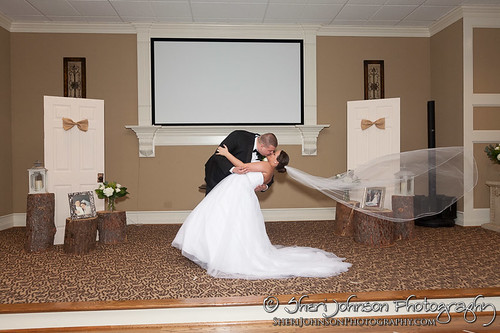 Hannah & Frank Buford GA Wedding