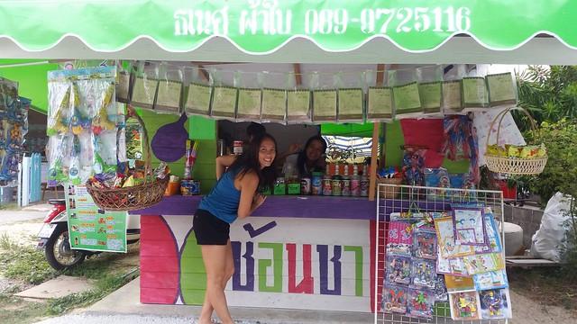 roadside stall, Phuket