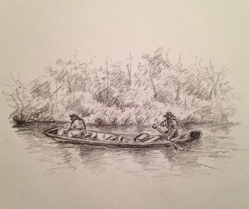 Ozarks Johnboat