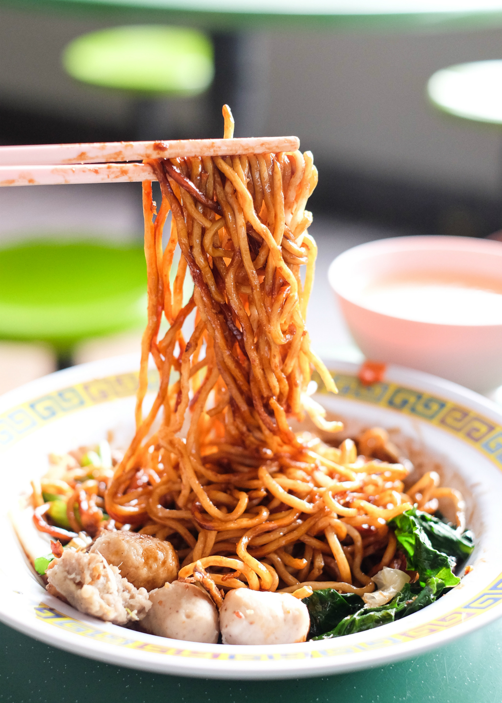 Top 1 Home Made Noodle dry toss