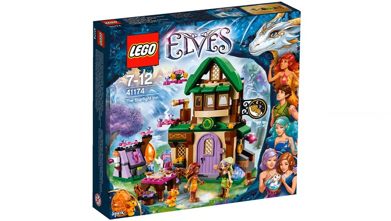 LEGO Elves 2016   41174 - The Starlight Inn