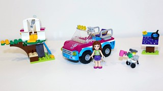 Review: 41116 Olivia's Exploration Car