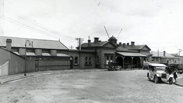 Goulburn Railway Station