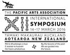 The Pacific Arts Association XII International Symposium, Auckland