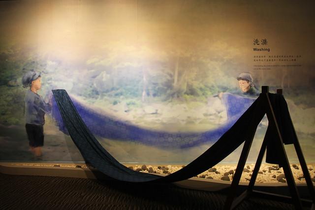 3蘭陽博物館-藍染特展19
