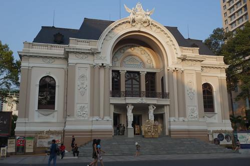 Ho Chi Minh Opernhaus