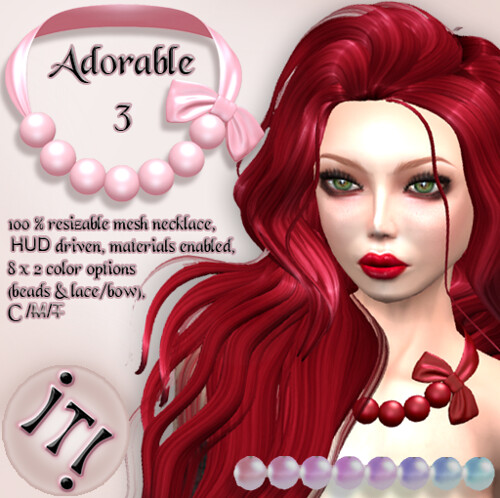 !IT! - Adorable Necklace 3 Image