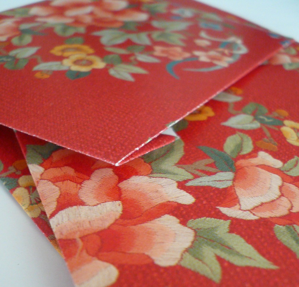 Lai See Origami Red Envelope