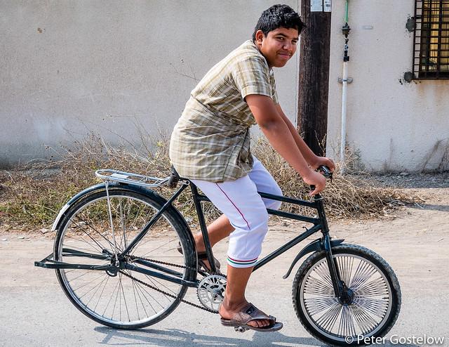 Omani bike