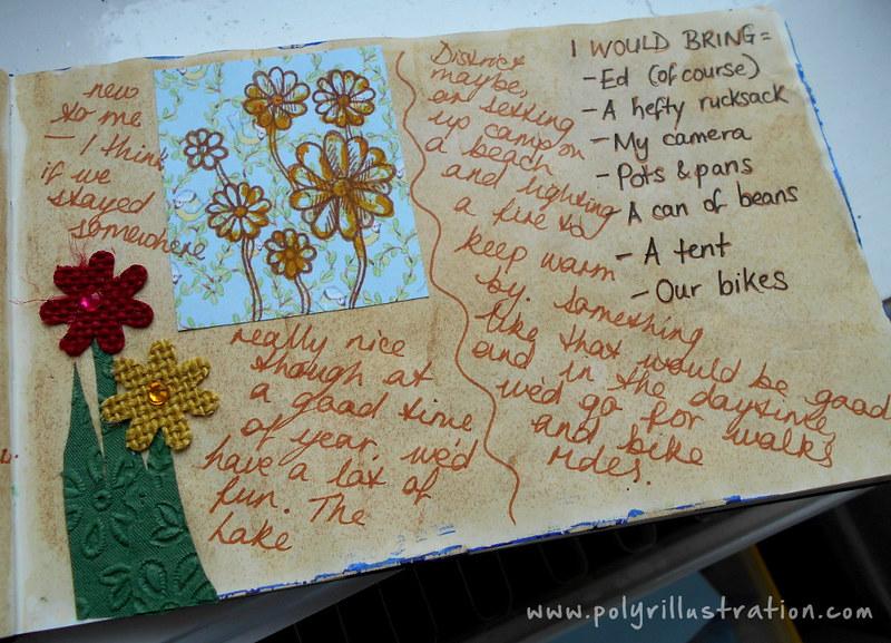 Embodiment Journal - Flowers