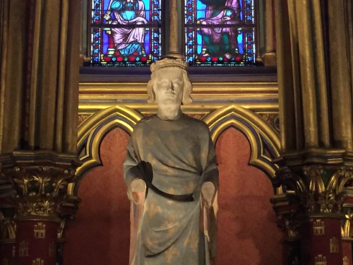 Ile de la cite sainte chapelle paris