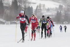 Jilemnická 50 ZP MV ČR 2016 musela vyšplhat za sněhem až na Mísečky