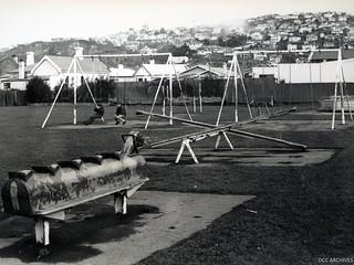 Bathgate Park Playground 1972